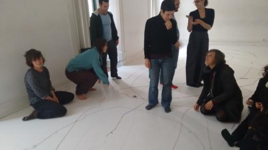 experimento de Ana Correa no c.e.m
